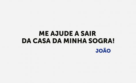 Ajude o João – Residencial Vista Alegre