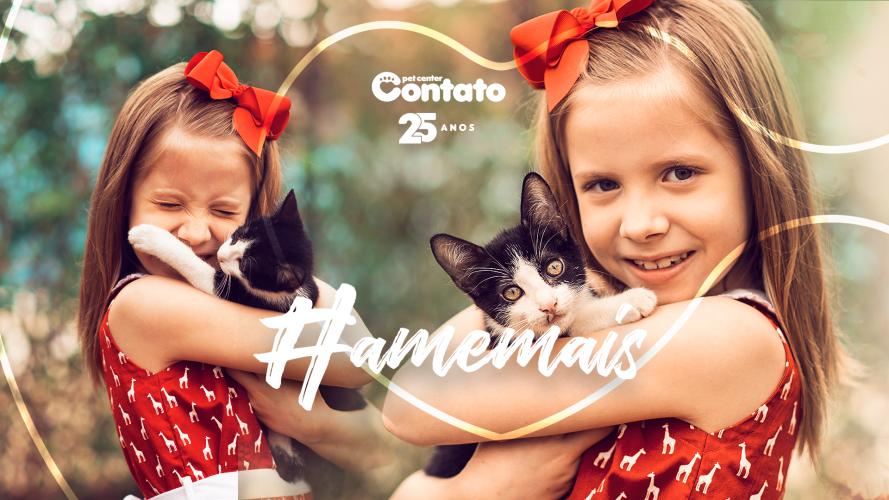Contato Pet Center – 25 Anos